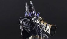 Chill Out With the New Batman, Mr Freeze Mashup From Square Enix