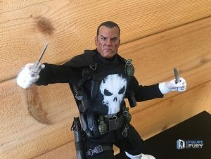 Sideshow Collectibles Sixth Scale Punisher Action Figure