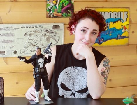 Review - Sideshow Collectibles Sixth Scale Punisher Action Figure