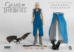 ThreeZero Sixth Scale Daenerys Targaryen action figure