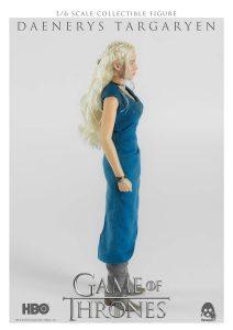ThreeZero Sixth Scale Daenerys Targaryen action figure
