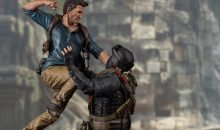 Uncharted 4: A Thief's End Diorama, but a Collector's Beginning
