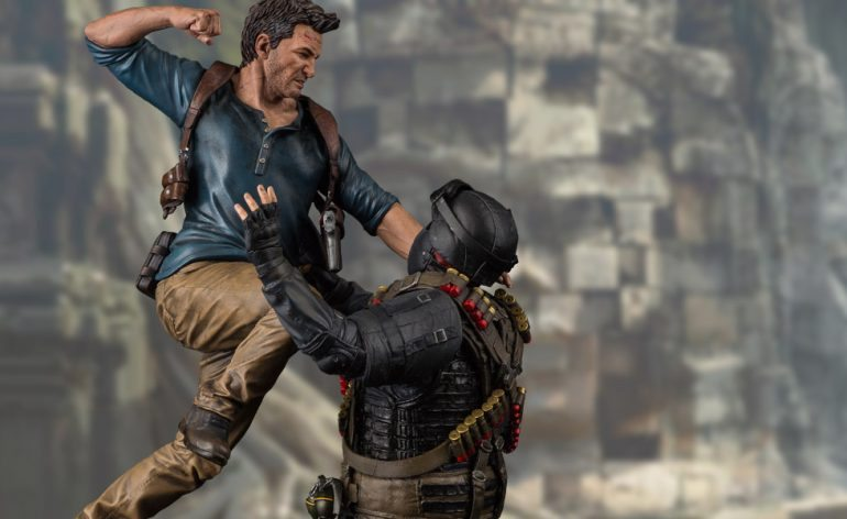 Uncharted 4: A Thief's End Diorama