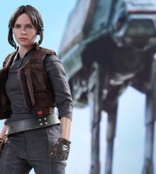 Rogue One: A Star Wars Story Jyn Erso Action Figure by Hot Toys