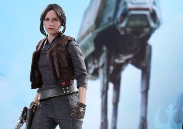 Hot Toys Sixth Scale Rogue One Jyn Erso action figure