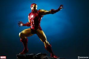 Sideshow Avengers Assemble Iron Man Statue
