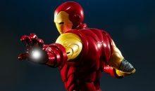 Everyone's Favorite Genius, Playboy, Philanthropist is now an Iron Man Statue