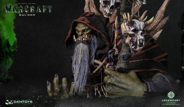 warcraft epic series statue