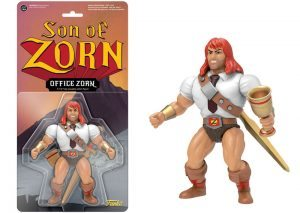 Funko Son of Zorn action figures