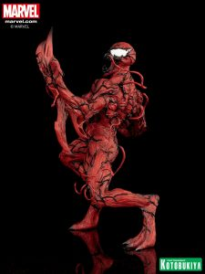 Kotobukiya Carnage ArtFX statue