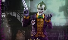 Hot Toys Brings More Arkham Goodness with Sixth Scale Joker Action Figure