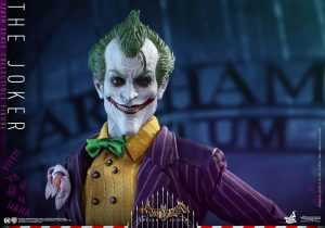 Hot Toys Arkham Asylum Joker action figure