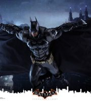 Hot Toys Sixth Scale Batman Arkham Knight action figure