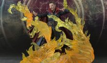 There's Nothing Strange About the S.H. FiguArts Doctor Strange Action Figure