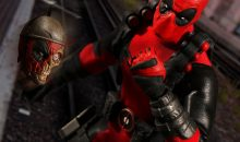 Mezco's One:12 Deadpool Proves You Can't Have Enough of a Good Thing