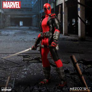 Mezco One:12 Collective Deadpool action figure