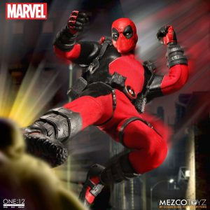 Mezco One:12 Collective Deadpool action figure