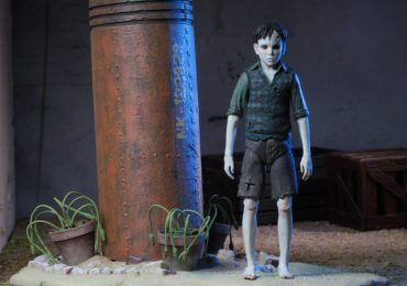 NECA Devils Backbone Santi action figure