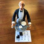 Batman the Animated Series Batcave Set, tea service