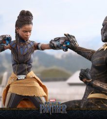 Hot Toys Release Official Details and Images of Black Panther's Shuri