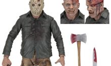 NECA 1/4 Friday The 13th Final Chapter Jason Available Now!