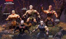 Funko Savage World Horror Figures Coming Soon.