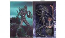 NECA Ultimate Alien Warrior Packaging Revealed