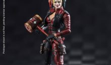 Hiya Toys Reveal Injustice 2 Harley Quinn