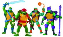 Playmates Reveal Awesome Looking Rise of The Teenage Mutant Ninja Turtles Products