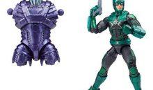 First Look at Marvel Legends Captain Marvel Wave.