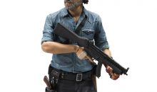 McFarlane Toys New Star Trek and The Walking Dead Action Figures.