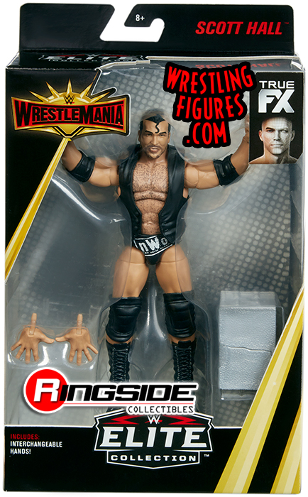 Mattel Wwe Elite Wrestlemania 35 Series Action Figure Fury