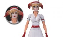 DC Collectibles Reveal Bombshells Joker and Harley Quinn Action Figures