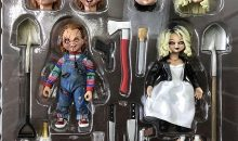 NECA Bride of Chucky 2-Pack Update!