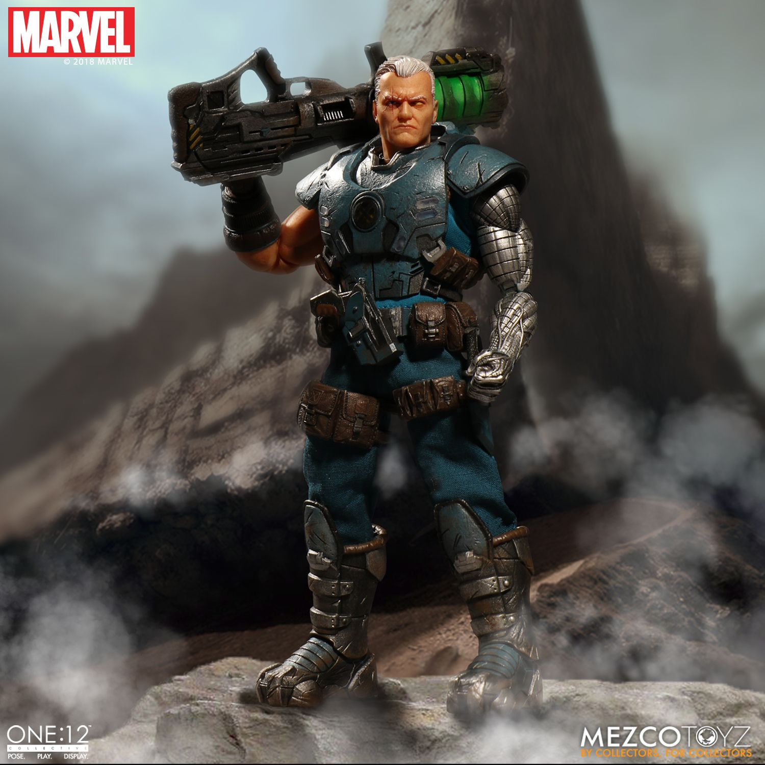 Mezco One:12 Cable - Action Figure Fury