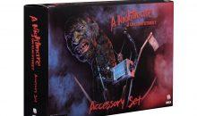 NECA A Nightmare On Elm Street Accessory Set Packaging