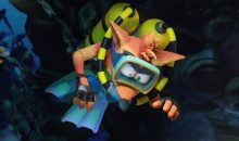 NECA Crash Bandicoot Deluxe Scuba Gear Crash Bandicoot Gallery!