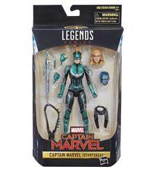 New Exclusive ML Captain Marvel Figures Revealed!