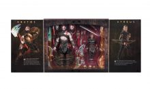 NECA Packaging Shots of God Of War 2-Pack