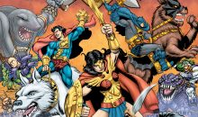 DC Primal Age Tie-In Comic