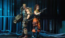 NECA Arcade AVP Dutch & Linn Preview