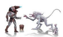 NECA Sci-Fi & Video Game Reveals