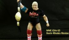 WWE Elite 63 The American Dream Dusty Review!