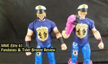 WWE Elite Series 61 Fandango & Tyler Breeze Review!