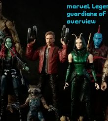 Marvel Legends Guardians Of The Galaxy Vol 2 Overview