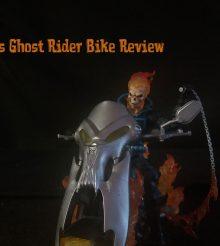 Marvel Legends Ghost Rider & Bike Set Review