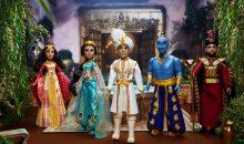 Hasbro Aladdin Dolls