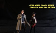 Star Wars Black Series Beckett & Val Review
