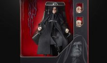 Star Wars Black Series Emperor & Throne Set