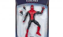 Marvel Legends Spider-Man Far From Home Wave!